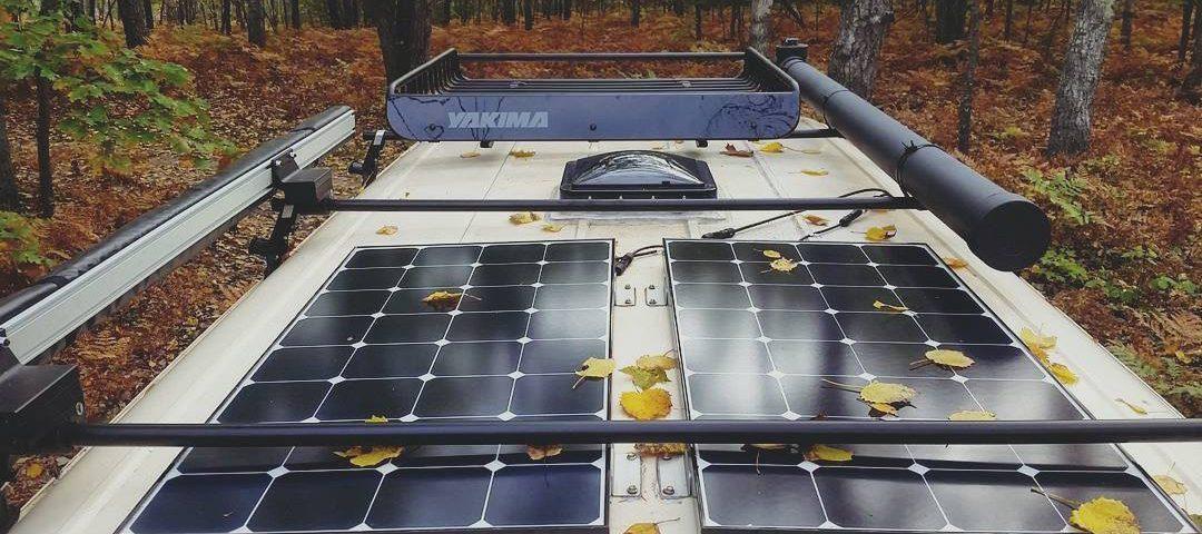 RV&Portable Solar
